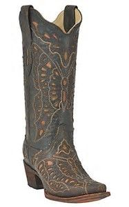 Image result for butterfly cowboy boots for women