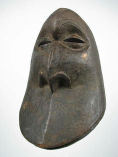 Hemba Gorilla Tribal Mask