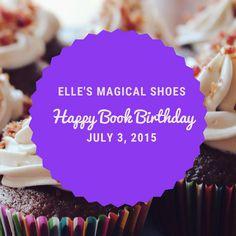 Elle Shoes, Birthday, Cake, Books, Desserts, Pie Cake, Livros, Tailgate Desserts, Pastel