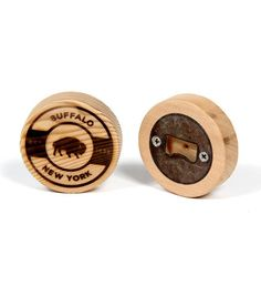 Branded Wooden Bottle Opener