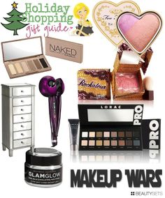 Beautysets - Holiday Shopping Wishlist: Makeup Wars!