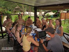 Lesson guides are really useful for Instructors to use for the students information to learn the Dive Theory of the PADI Open Water Diver course :)
