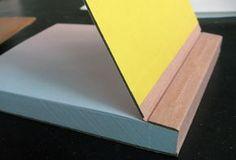 cut-board binding tutorial by Sujata Shidhaye