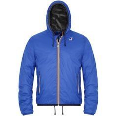 Giubbotto impermeabile K-way uomo JACQUES MARMOT-K002150