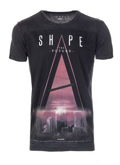 SHAPE THE FUTURE FADE BLACK CREW