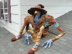 Summerween Trickster. This is so cool! I want this for Halloween.