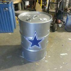 #Cowboys Smoker