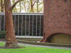 MIT Chapel - Saarinen - Boston