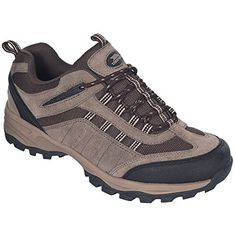 Introducing Trespass Mens Archie Water Resistant Lace Up Hiking Shoes 8 US Brown. Great Product and follow us to get more updates!
