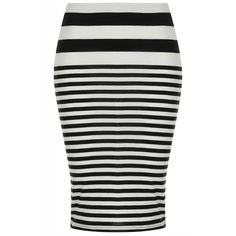 Topshop Varied Stripe Tube Skirt as seen on Beyonce Knowles ❤ liked on Polyvore featuring skirts, topshop, striped skirt, stripe skirt, tube skirt, striped tube skirt and topshop skirts