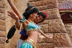 Aladdin&Jasmine