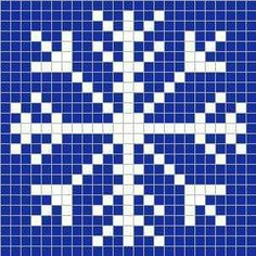 Crochet Candy Cane Pixel Square - Repeat Crafter Me (also many other pixel graph patterns for a Christmas or winter afghan) Christmas Crochet Patterns, Holiday Crochet, Christmas Knitting, Crochet Pixel, Crochet Chart, C2c Crochet, Blanket Crochet, Crochet Squares, Snowflake Quilt