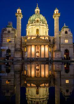 Karlskirche by Gian Ulli on 500px