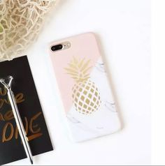 💕Pink Marble💕 Bring pineapple charm wherever you go with this gorgeous phone case! Available in 6 different sizes! Shop: Pink Marble Pineapple Phone Case 🌟All home goods and accessories are off! Iphone 8 Plus, Iphone 7, Pink Iphone, Iphone Cases, Cute Phone Cases, Diy Phone Case, Iphone Secrets, Accessoires Iphone, Marble Iphone Case