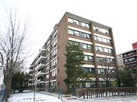36 Thorncliffe Park Drive Low Rise Apartments Rent East York Toronto