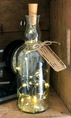 Recycled DIY Corked