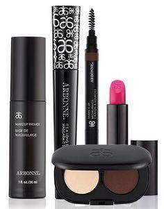 A simple makeup look for a fabulous night out using Arbonne makeup! Makeup Mascara, Makeup Primer, Makeup Cosmetics, Arbonne Consultant, Independent Consultant, Chemical Free Makeup, Arbonne Makeup, Arbonne Business, Makeup Must Haves