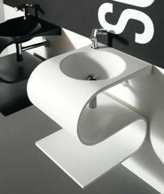 Moderne Waschbecken waschbecken oval mit unterschrank badezimmer ideen fliesen