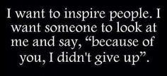 Why I do what I do.