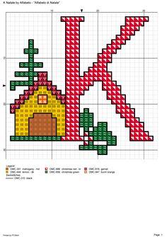 Alfabeto di Natale: K