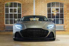 New James Bond Inspired Aston Martin DBS Superleggera Revealed