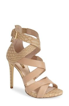 GUESS 'Abby' Strappy Sandal (Women) available at #Nordstrom