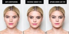 I Tried All the Backwards Makeup Trends  - MarieClaire.com