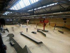 Skatepark @ Strijp-S