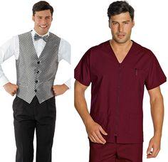 Abbigliamento settore alberghiero e per ambulatori medici/estetici