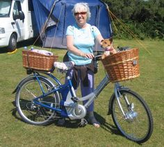 David Hembrow, basketmaker - Bicycles fitted with my baskets Bike Baskets, Bicycle Basket, Biking With Dog, Bicycles, Cycling, David, Fitness, Biking, Bicycling