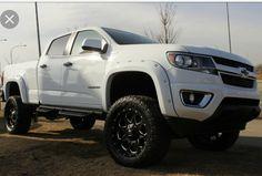 2016 lifted Chevrolet Colorado