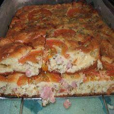 Aprenda fazer a Receita de Receita de Torta Bauru. É uma Delícia! Confira os Ingredientes e siga o passo-a-passo do Modo de Preparo!