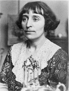 Alice B. Toklas - France & USA - 1907: Toklas was an American-born member of the Parisian avant-garde of the early 20th century. She met Gertrude Stein in Paris in 1907. Together they hosted a salon that attracted expatriate American writers such as Ernest Hemingway, Paul Bowles, Thornton Wilder, and Sherwood Anderson, and avant-garde painters, including Picasso, Matisse, and Braque.