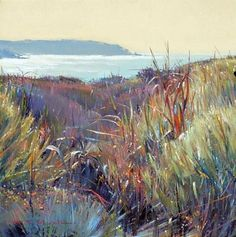 Winter Grasses William Hook