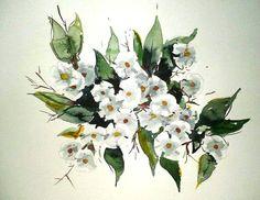 CELAL GÜNAYDIN Watercolor - Suluboya