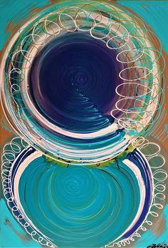 Acryl on canvas 80 x 55 cm Paintings For Sale, Wisdom, Joy, Canvas, Gallery, World, Tela, Roof Rack, Glee