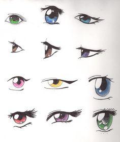 Anime Girl Eyes   No hay comentarios: Escrito por Haruhi♥