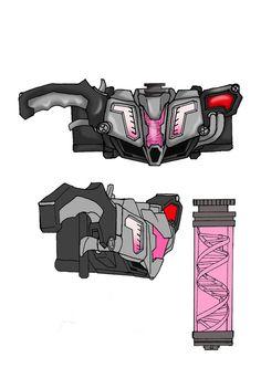 Kamen Rider Belt, Kamen Rider Ooo, Kamen Rider Series, Power Rangers Art, Picture Collection, Raiders, Gundam, Weapons, Superhero