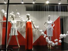 www.retailstorewindows.com: Diane Von Furstenberg, London