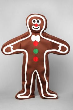 Gingerbread Costume Online Only