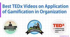 Best TEDx Videos on Application of Gamification in Organization | Aman Deep Dubey | Pulse | LinkedIn