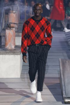 Ami Fall 2018 Menswear Collection - Vogue