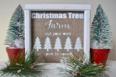 Christmas Tree Farm,