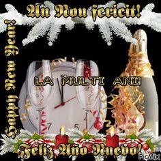 Feliz Año Nuevo!w2 Anul Nou, Happy New Year