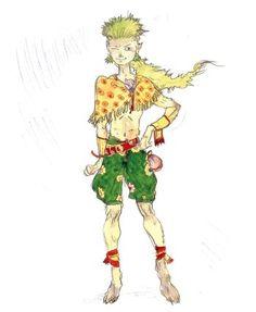 Gau - Final Fantasy VI
