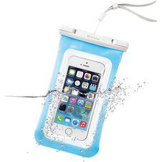 La custodia ideale per utilizzare il telefono in #spiaggia. Potrai utilizzare il tuo smartphone sulla sabbia e anche in acqua! Usa il tuo telefono fino a 20 metri di profondità! C'è #Voyager! #lifestyle