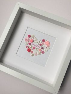 Mother's Day Gift, Gifts for Mum, Gift for Nan, Gift for Grandma, Mothering Sunday, Personalised Mothers Day Art, Gift from Grandchildren