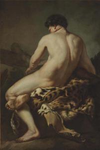 Jean-Baptiste Marie Pierre: Bacchus