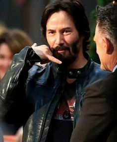 Keanu Reeves - October 13 Call me maybe Keanu Reeves John Wick, Keanu Charles Reeves, John Rick, Keanu Reeves Quotes, Arch Motorcycle Company, Keanu Reaves, Blockbuster Film, Zoom Call, Hollywood Actresses