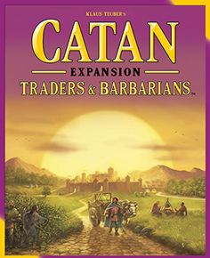 Catan: Traders & Barbarians Expansion 5th Edition Mayfair Games http://www.amazon.com/dp/B00U26V5A6/ref=cm_sw_r_pi_dp_N6pzwb04A841Q
